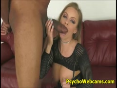 BBC Destroying Big Ass Slut PART 1