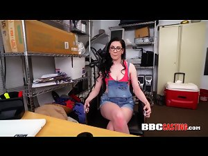 Naughty Nora is interviewed by taking directors BBC