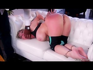Big black cock bf fuck gf and her mom