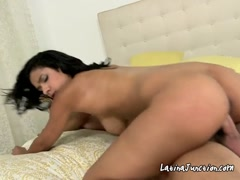 Hoe With Killer Bod Gets Hard Drilling And Jizz