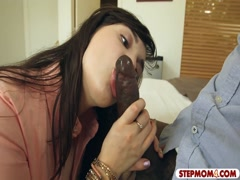 Jazmyn and Paris Lincoln crazy threesome with black guy