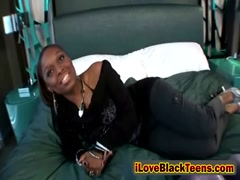 Black Teen Gives The Best Blowjobs Ever!