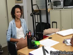 Reverse Cowgirl First Time Black Girlfriend Jess