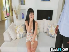 Asian tiny hairy pussy fetish black guy