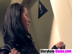 Cali Sweets in glory hole scene