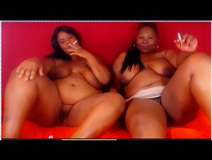 horny bbw ebony girls like to cam together
