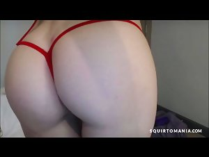 Screaming Orgasm w Wet Pussy SOUND and SQUIRT