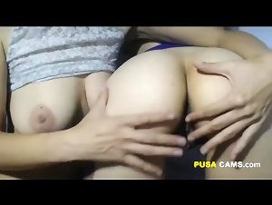 Nasty Lesbian Girlfriends Licking Asshole and Meaty Cunt